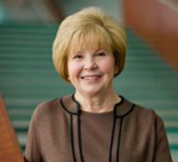 Connie Spellman, 2010 Distinguished Commitment to Architecture Award Recipient